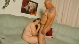 Milf back bald guy