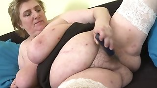 Full-grown moms stuff their thirsty poons with hookup fucktoys porntube